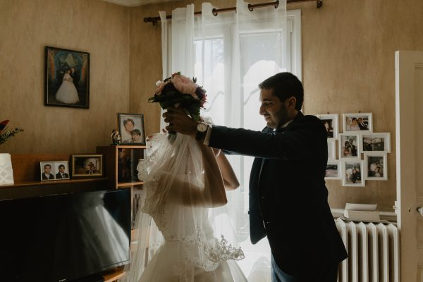 Couple - photo reportage mariage paris