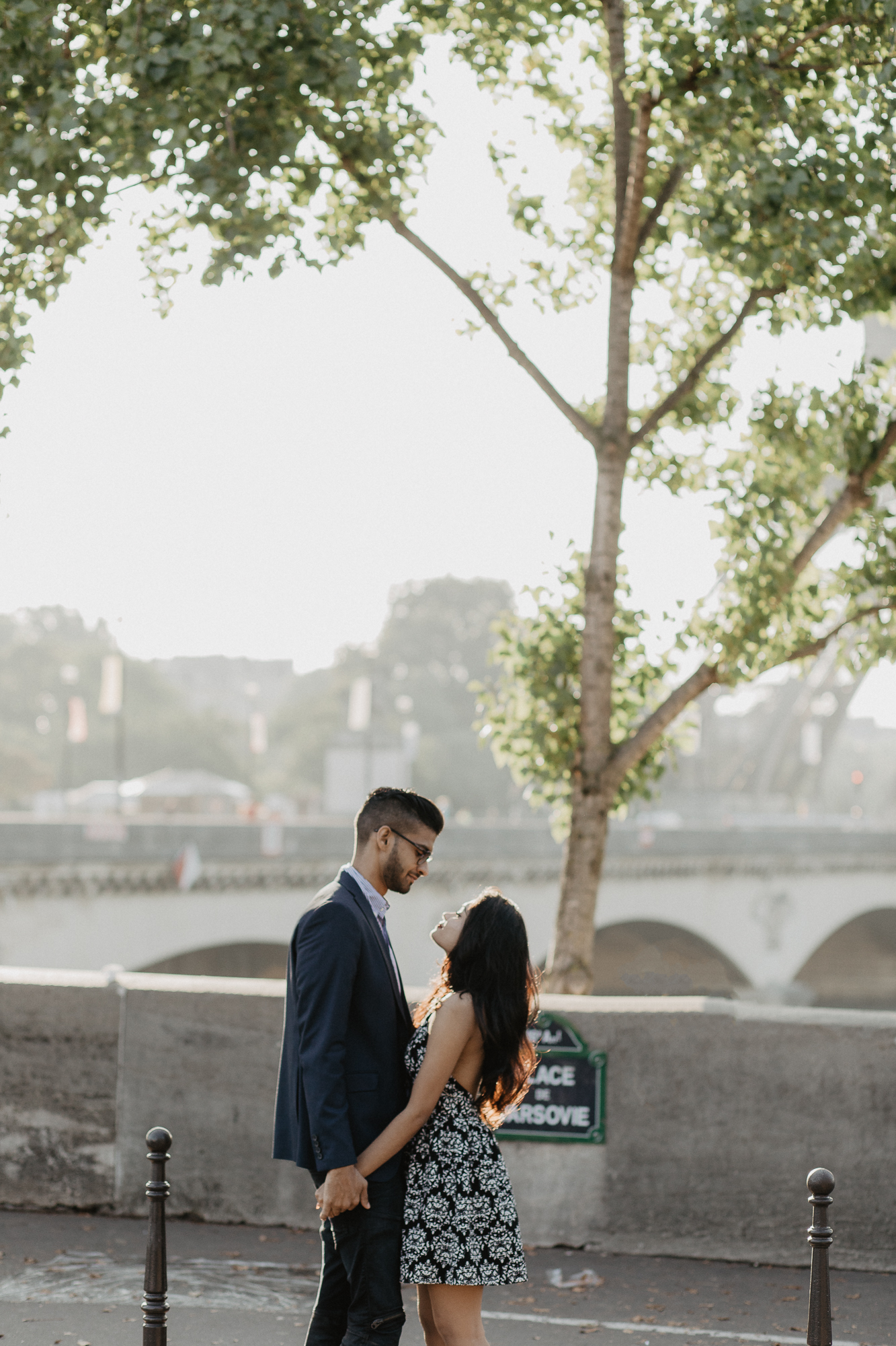 Engagement Paris Photography Eiffel tower