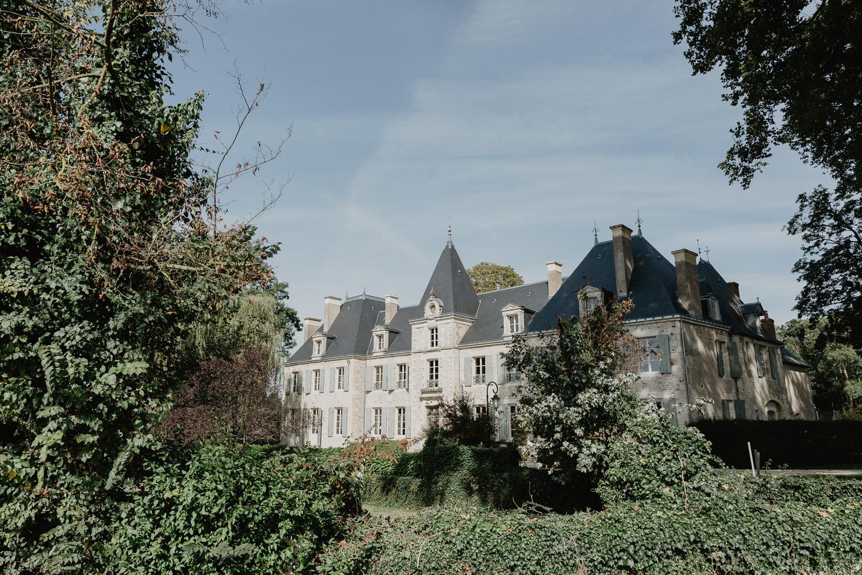 Mariage Chateau de Planchevienne