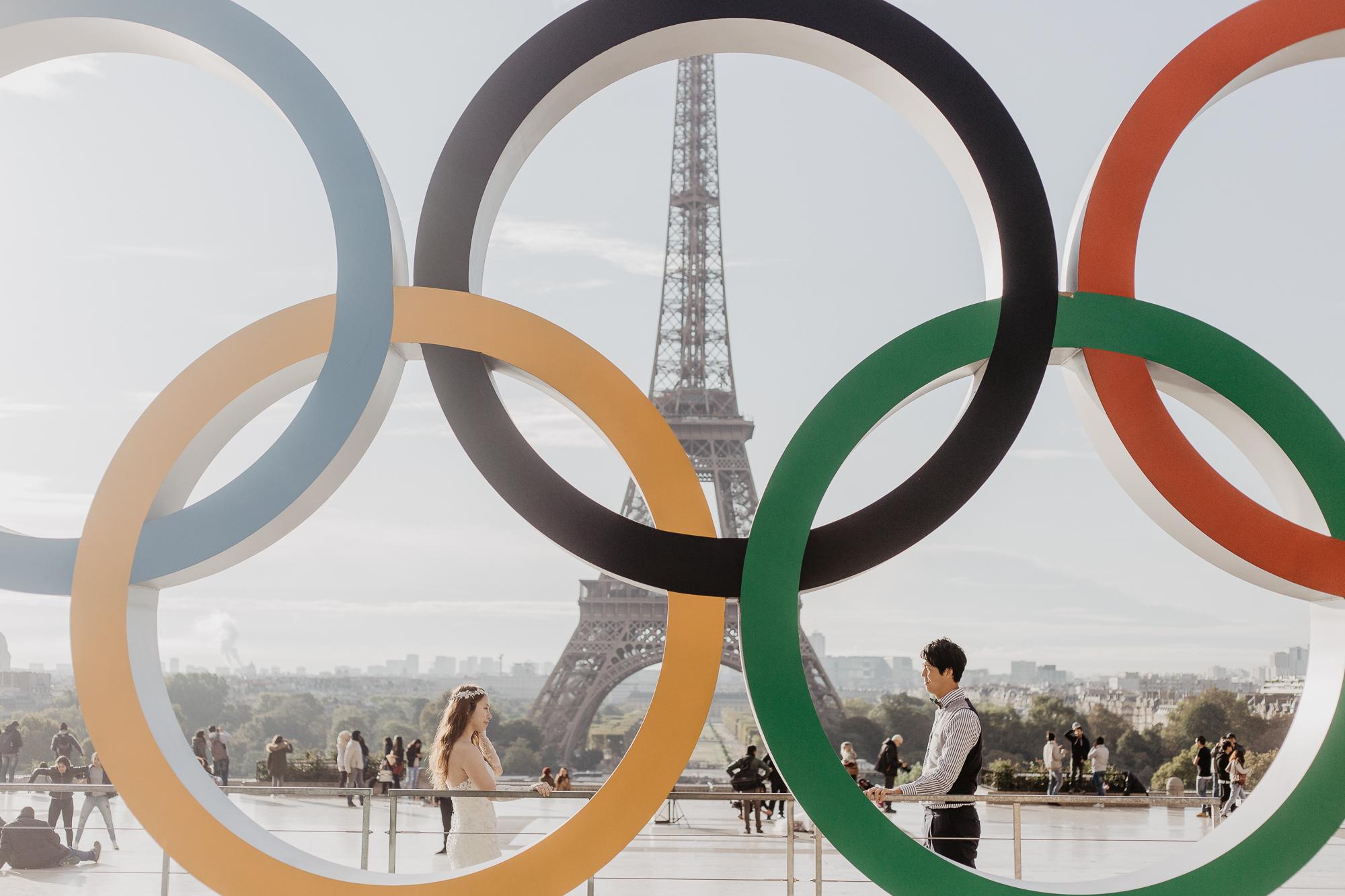 Olympics photo paris