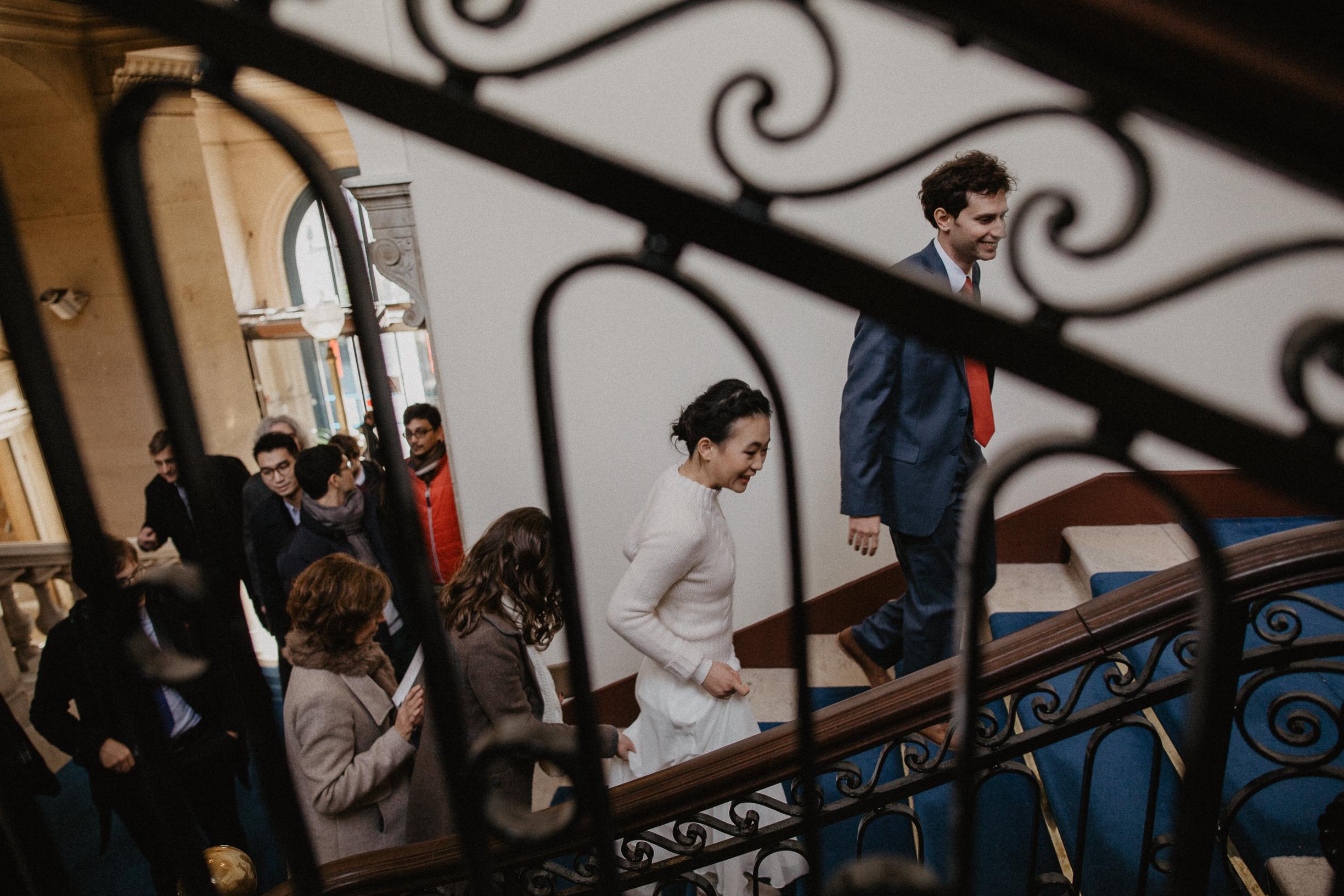 Mariage civil Paris mairie 13e arrondissement