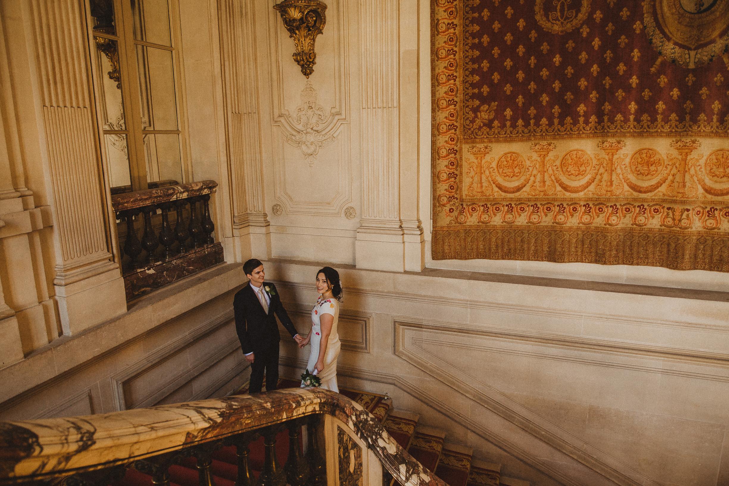 wedding photographer Le Cercle de l'Union Interalliée