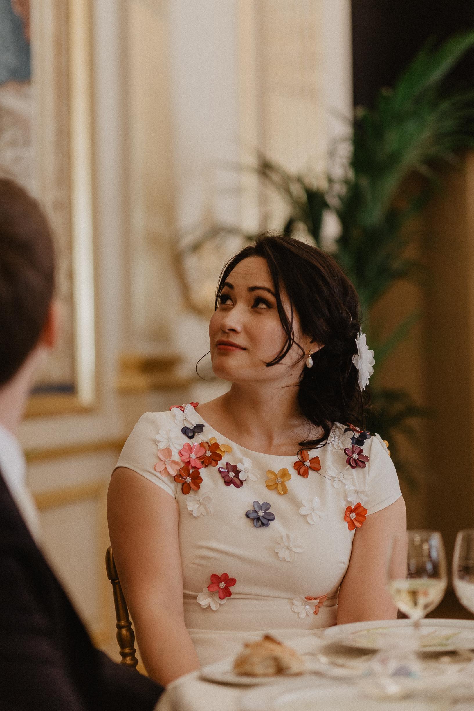 bride wedding photographer Le Cercle de l'Union Interalliée