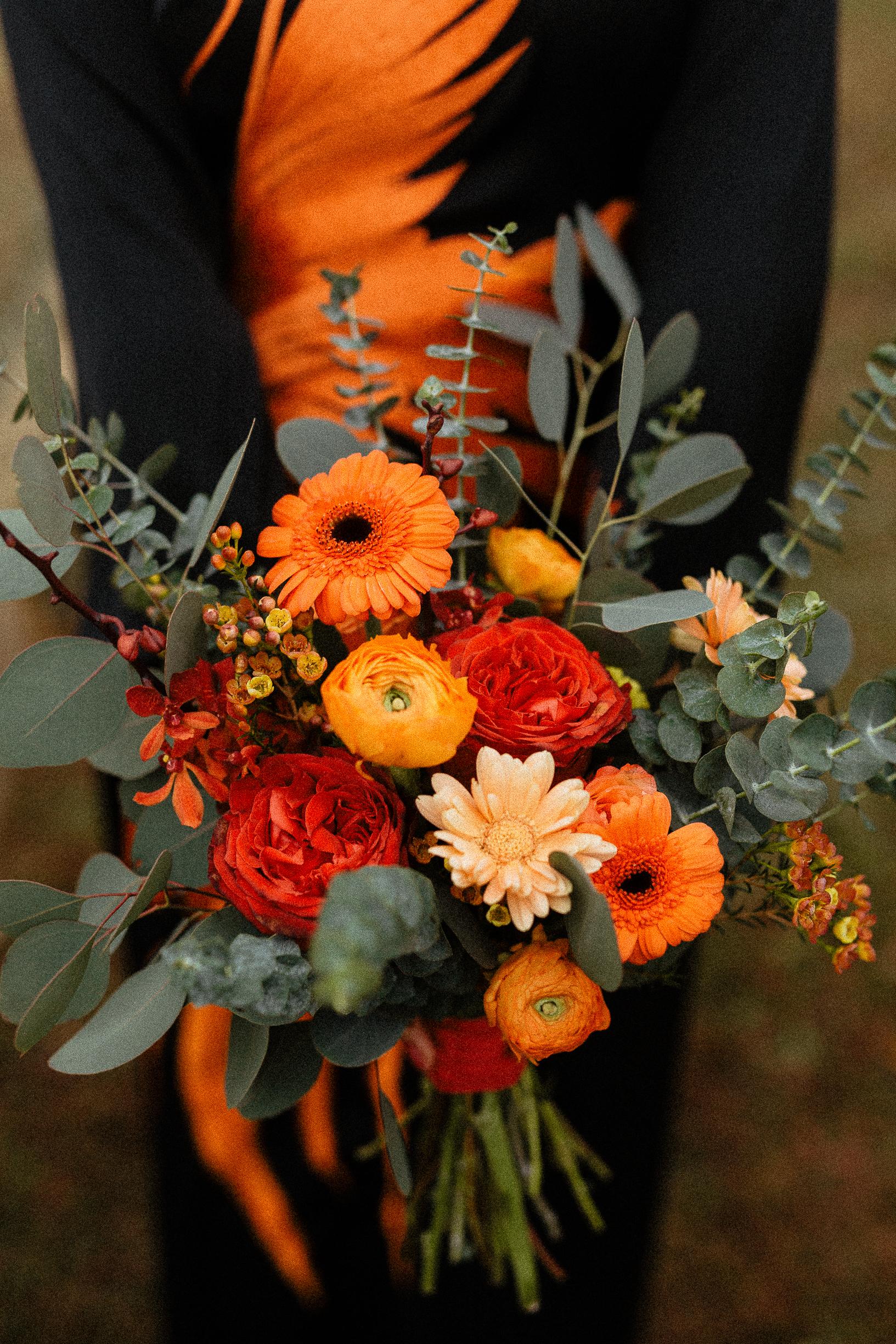 Flowers Legacy Yen Tu wedding elopement vietnam