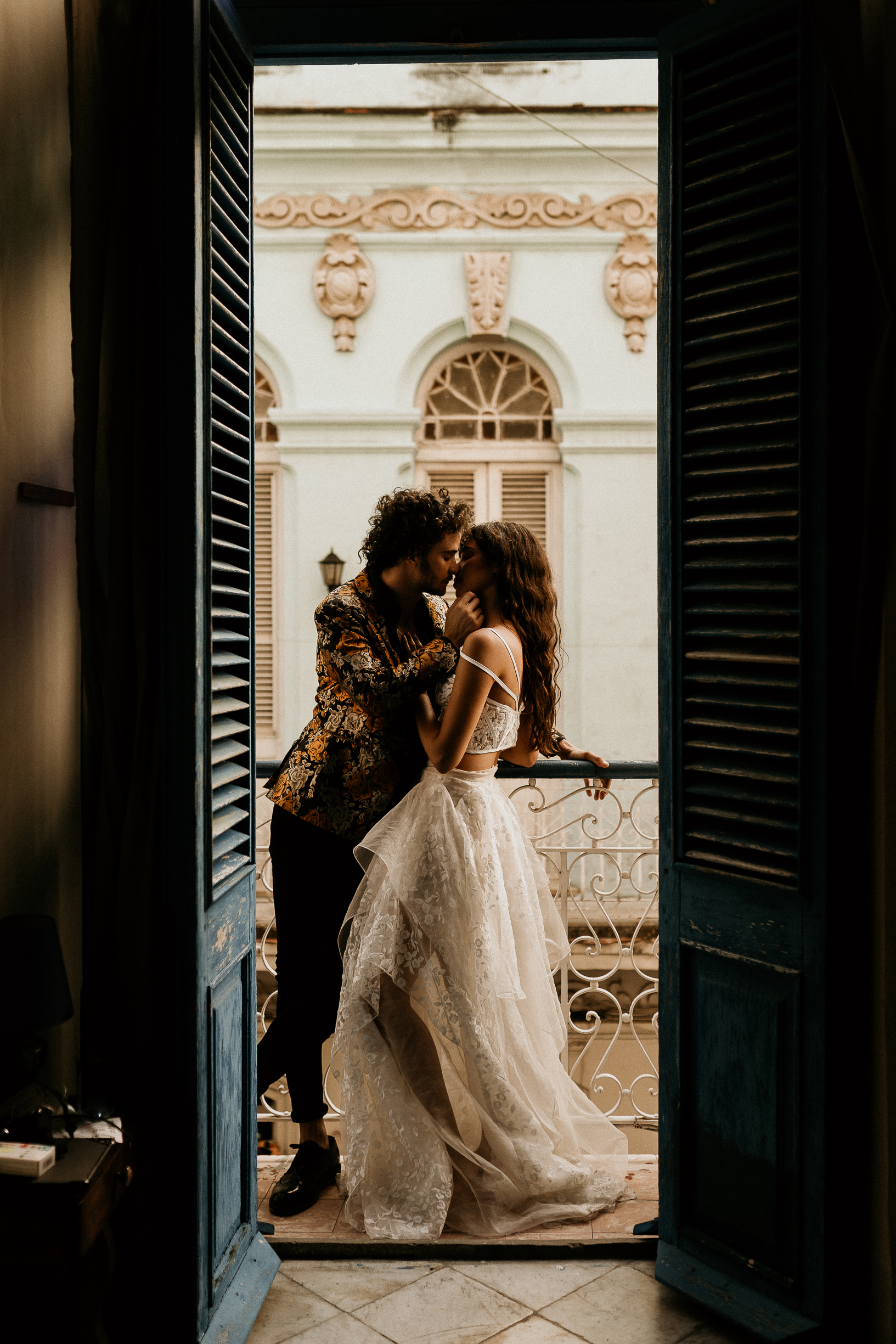 Havana Cuba wedding inspiration