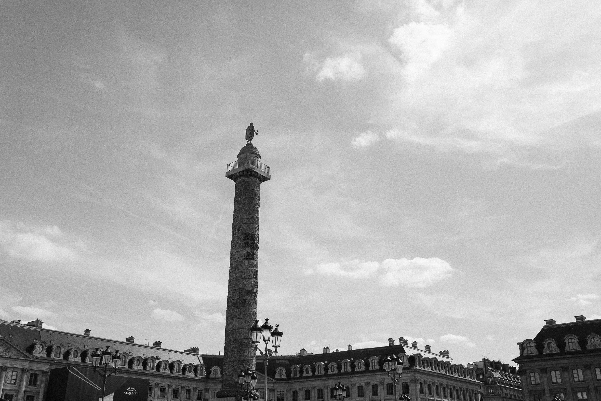 Place Vendome Tower