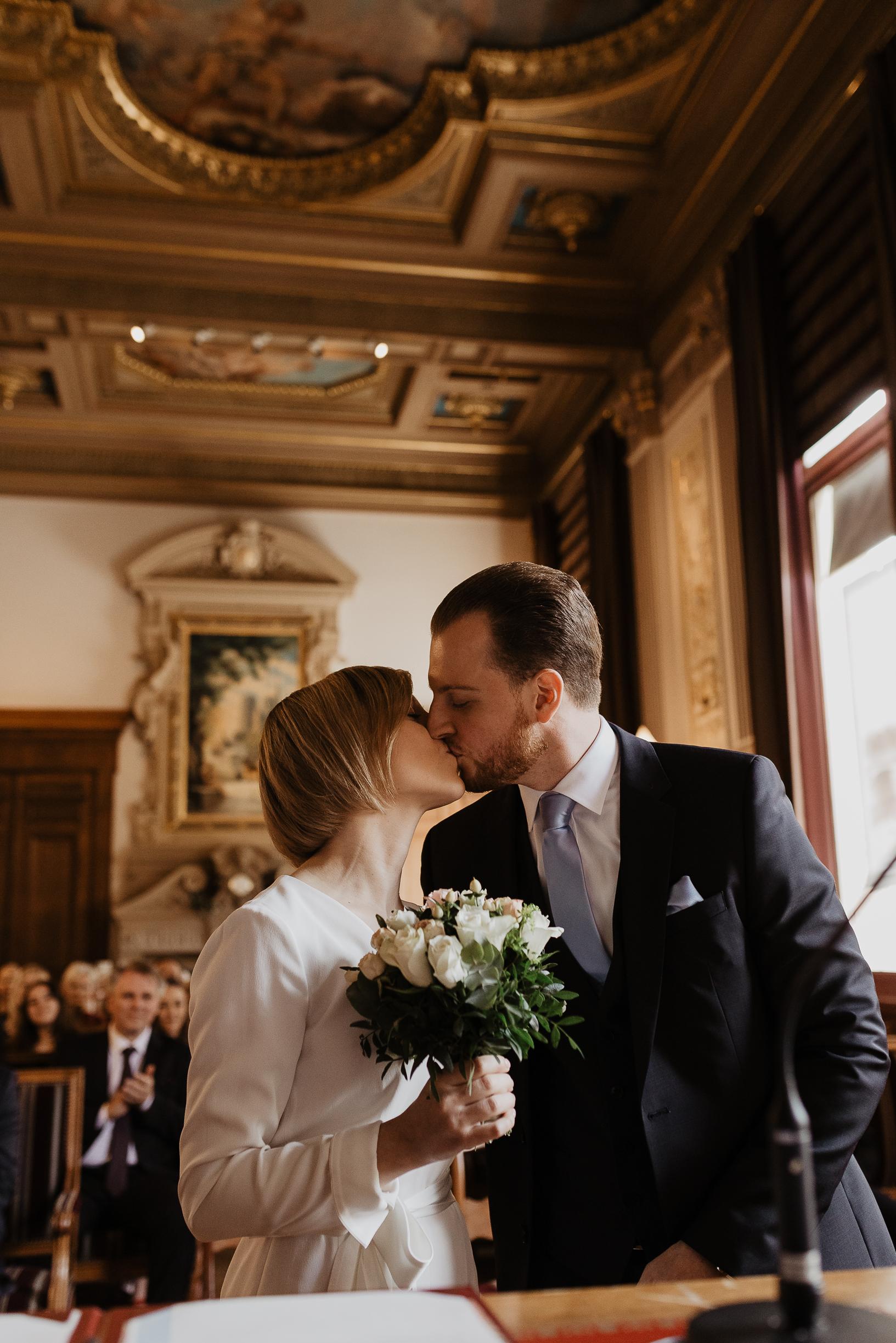 🇫🇷 Mariage civil à Paris dans la Mairie du 4ème