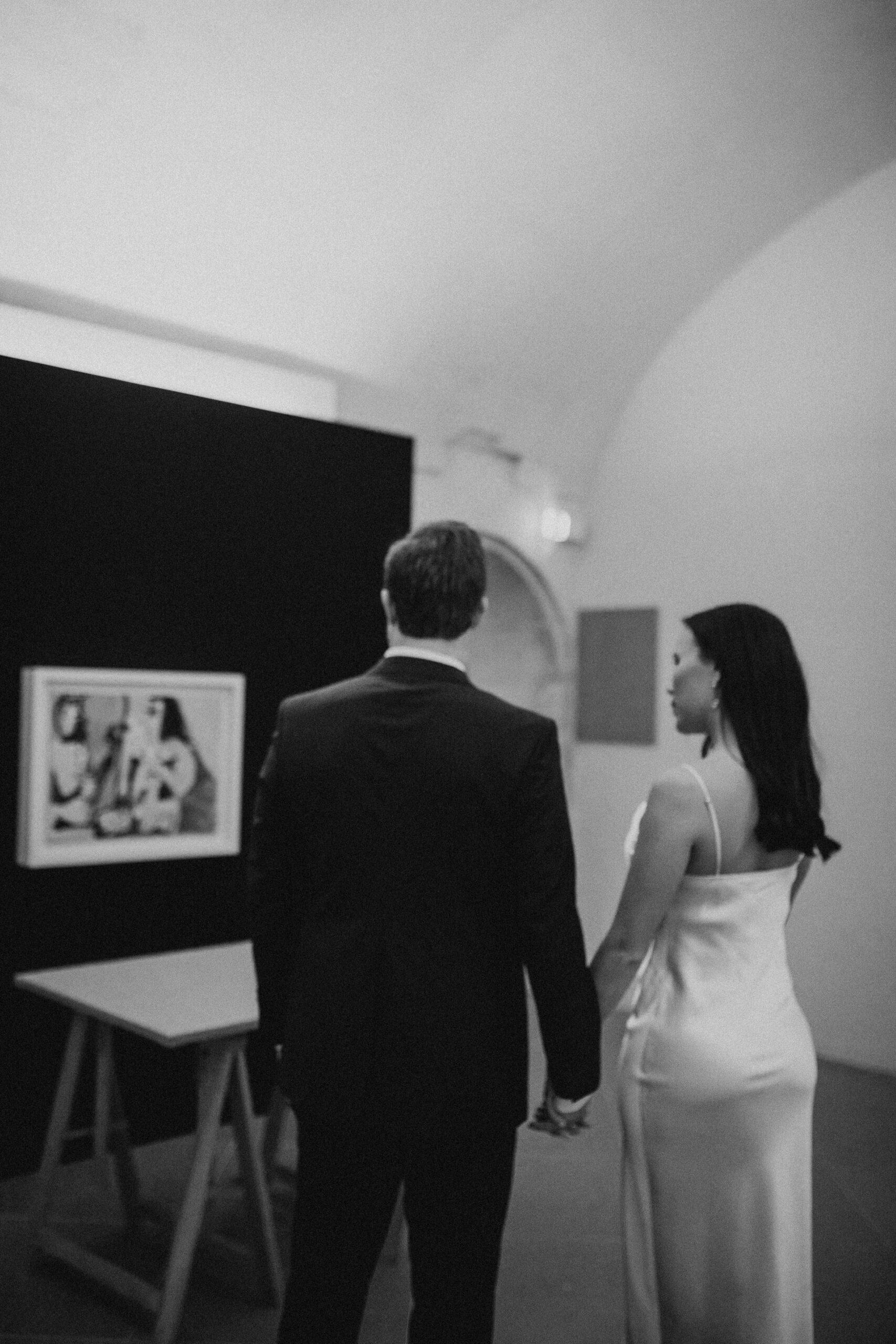 photographe mariage musée picasso