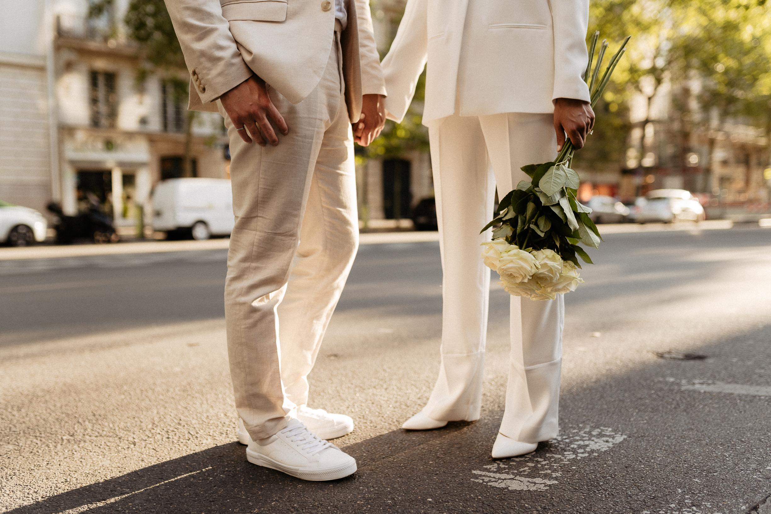 Paris Engagement & Couple photo