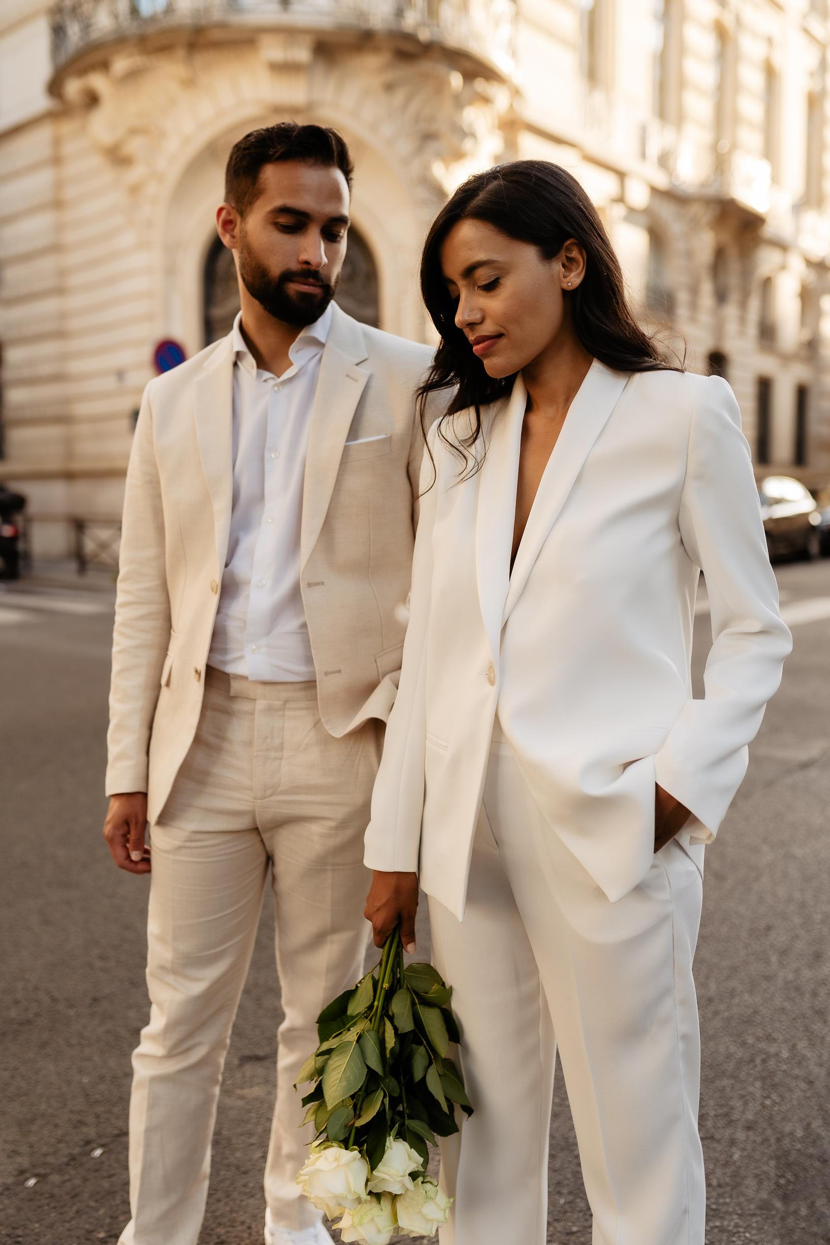 Kiran x Kevin – Paris Engagement photographer