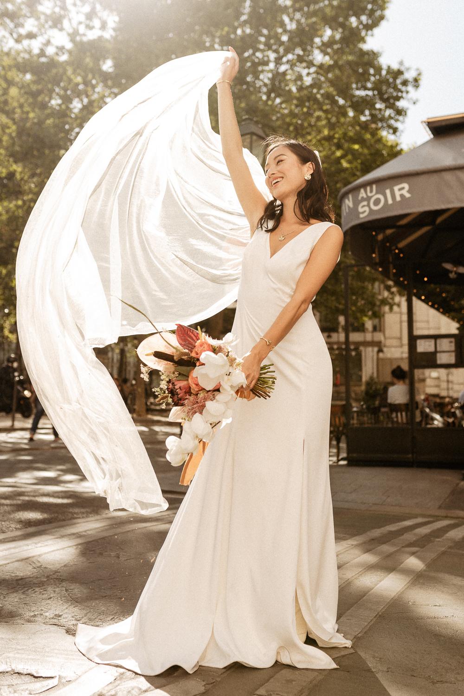asian bride paris wedding mariee asiatique