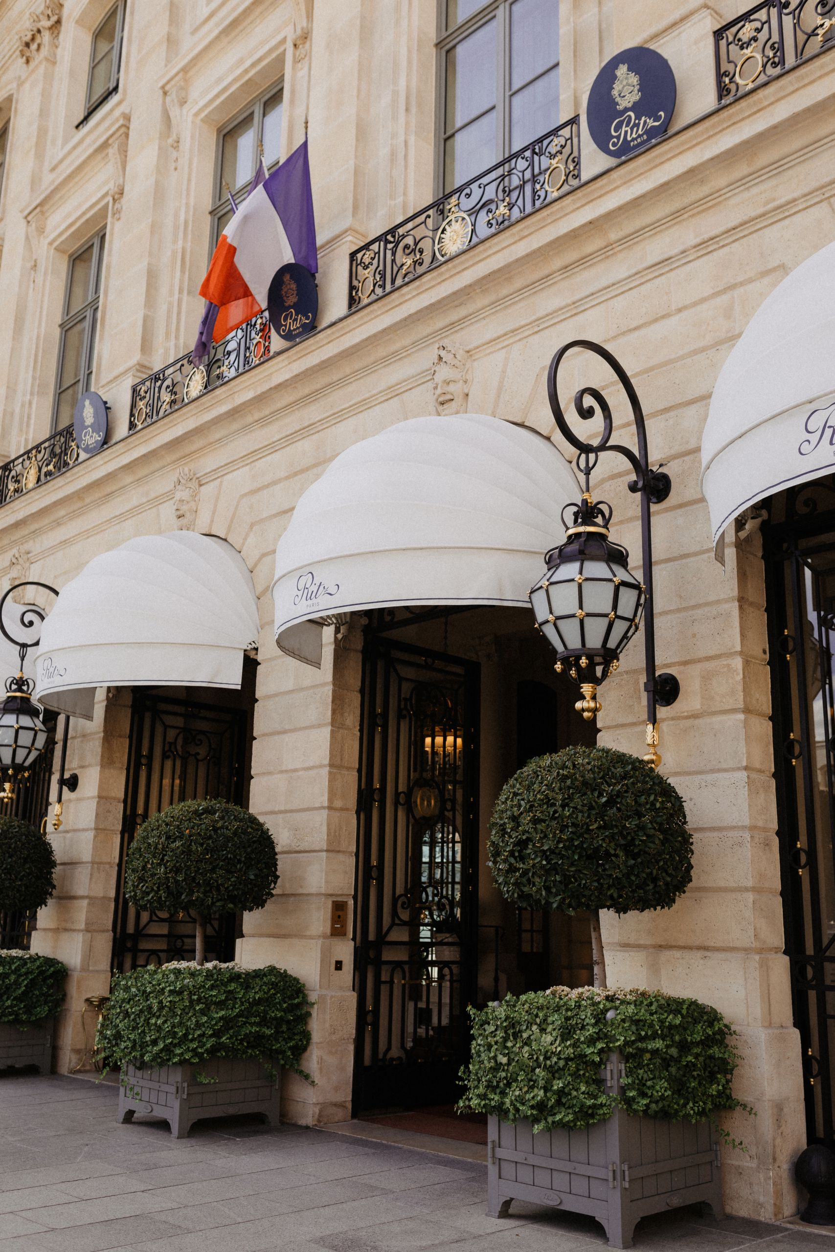 wedding at the ritz paris hotel