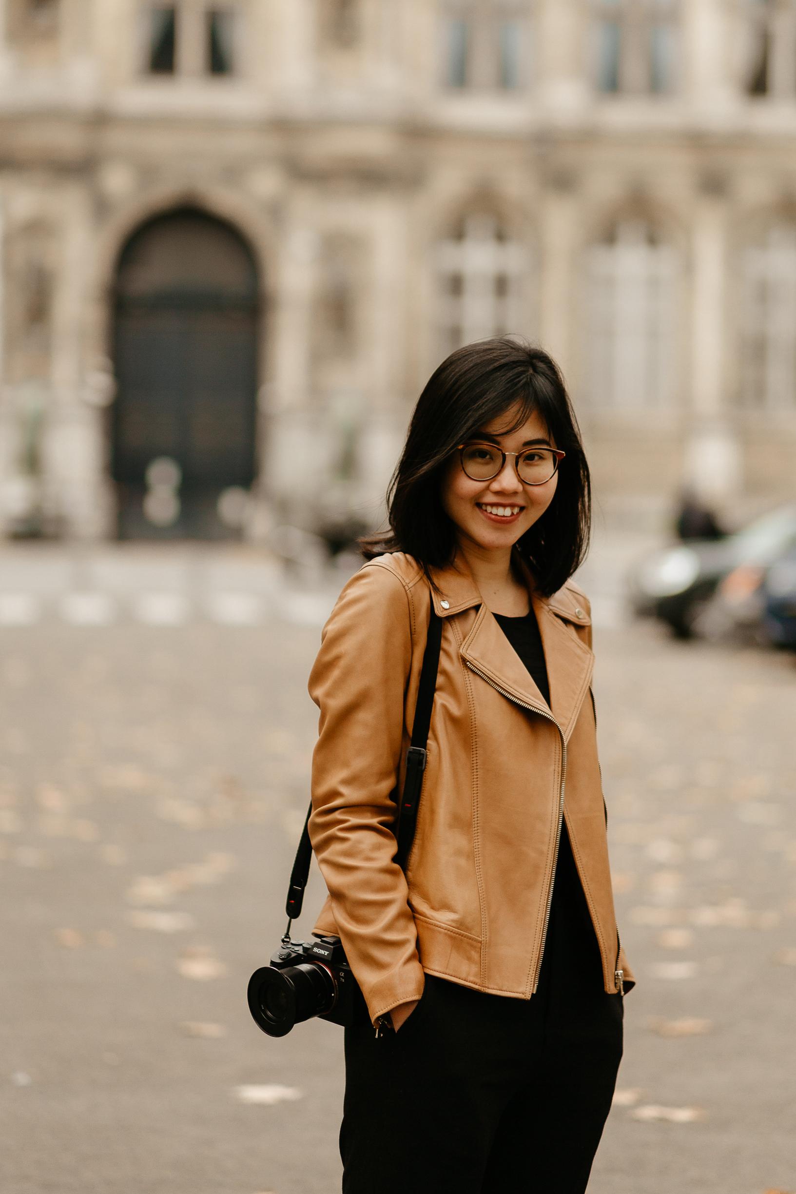 Paris Photographer Linh