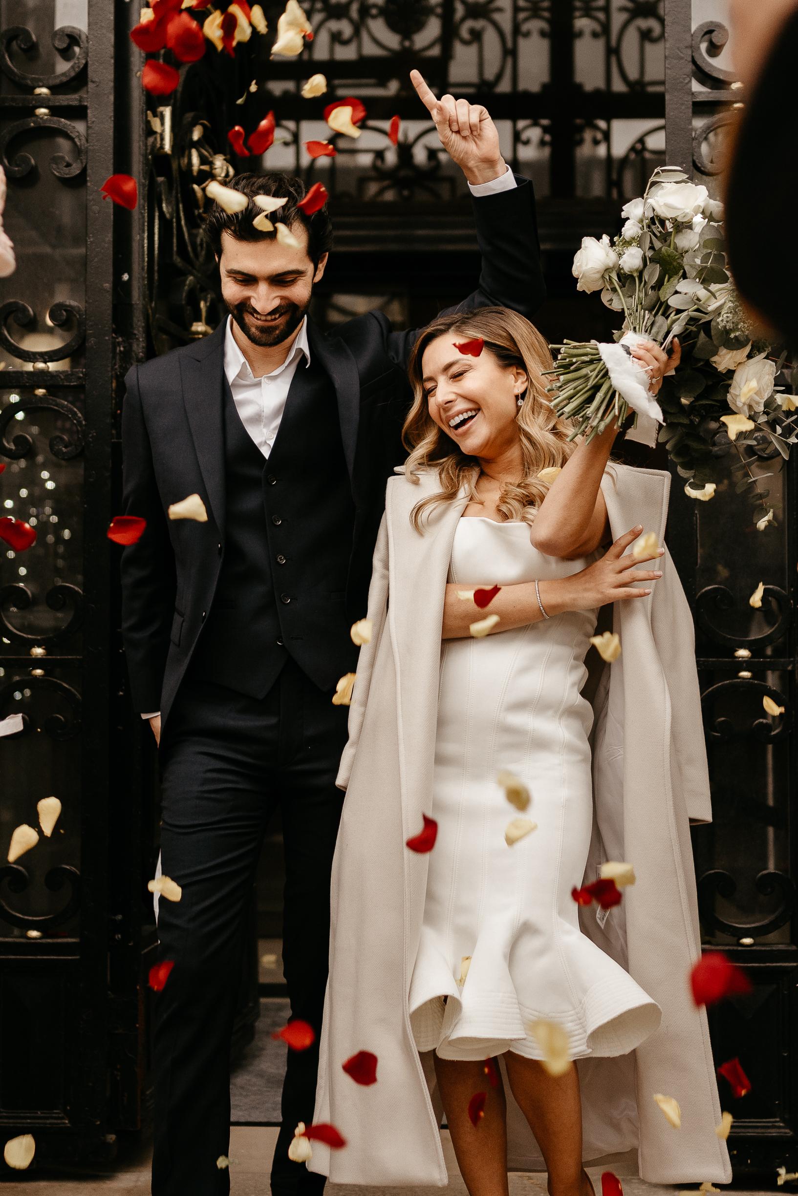 Paris Wedding Photographer Civil Marriage