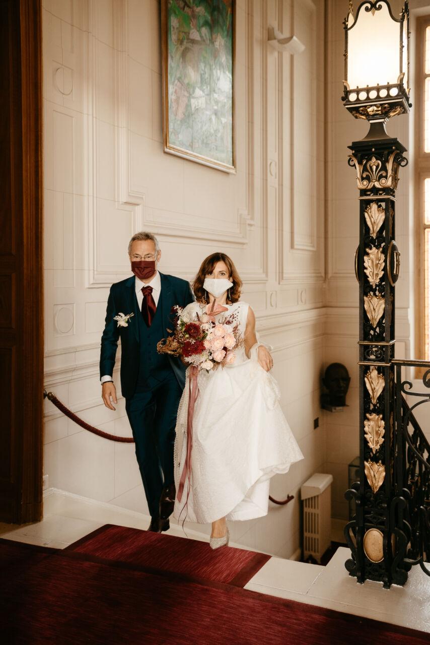 Mariage civil mairie Nogent sur Marne photographe