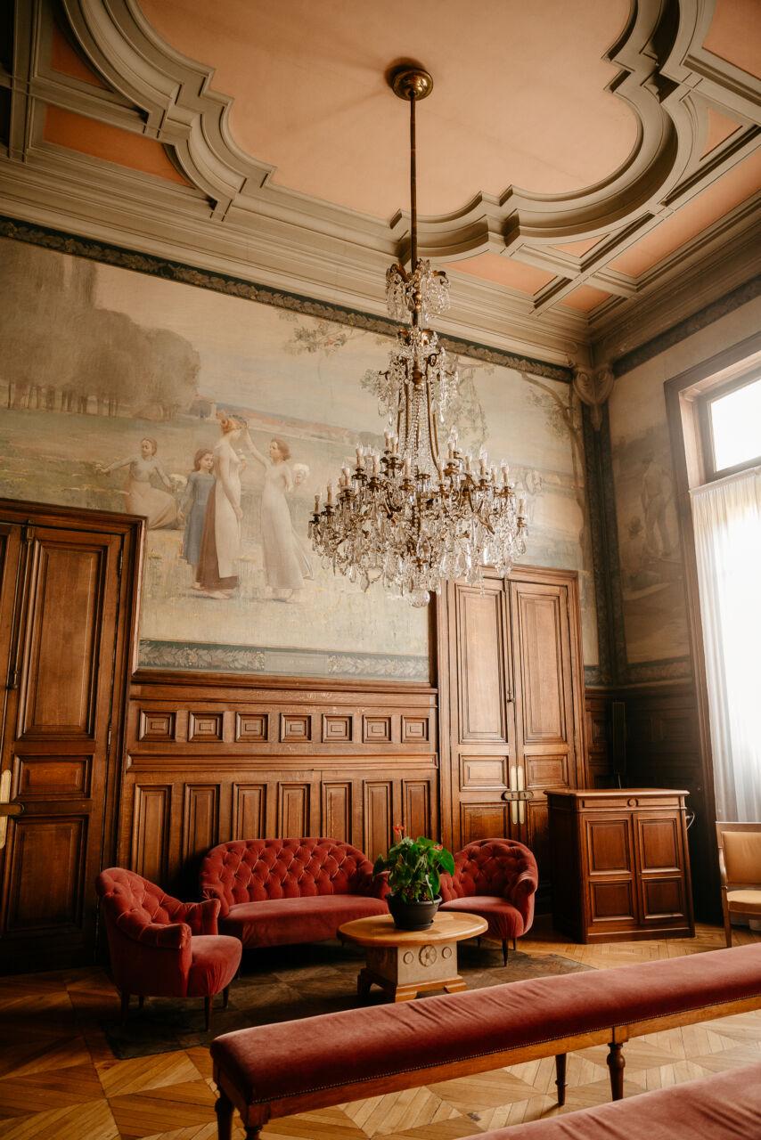 architecte d'intérieur Mariage civil mairie Nogent sur Marne photographe