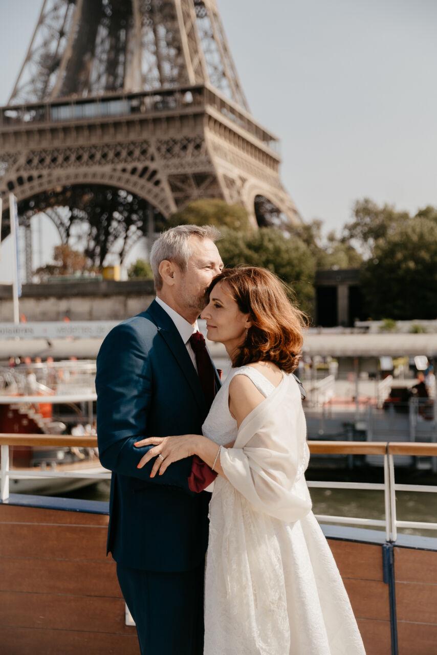 croisiere sur la seine belle mariage peniche