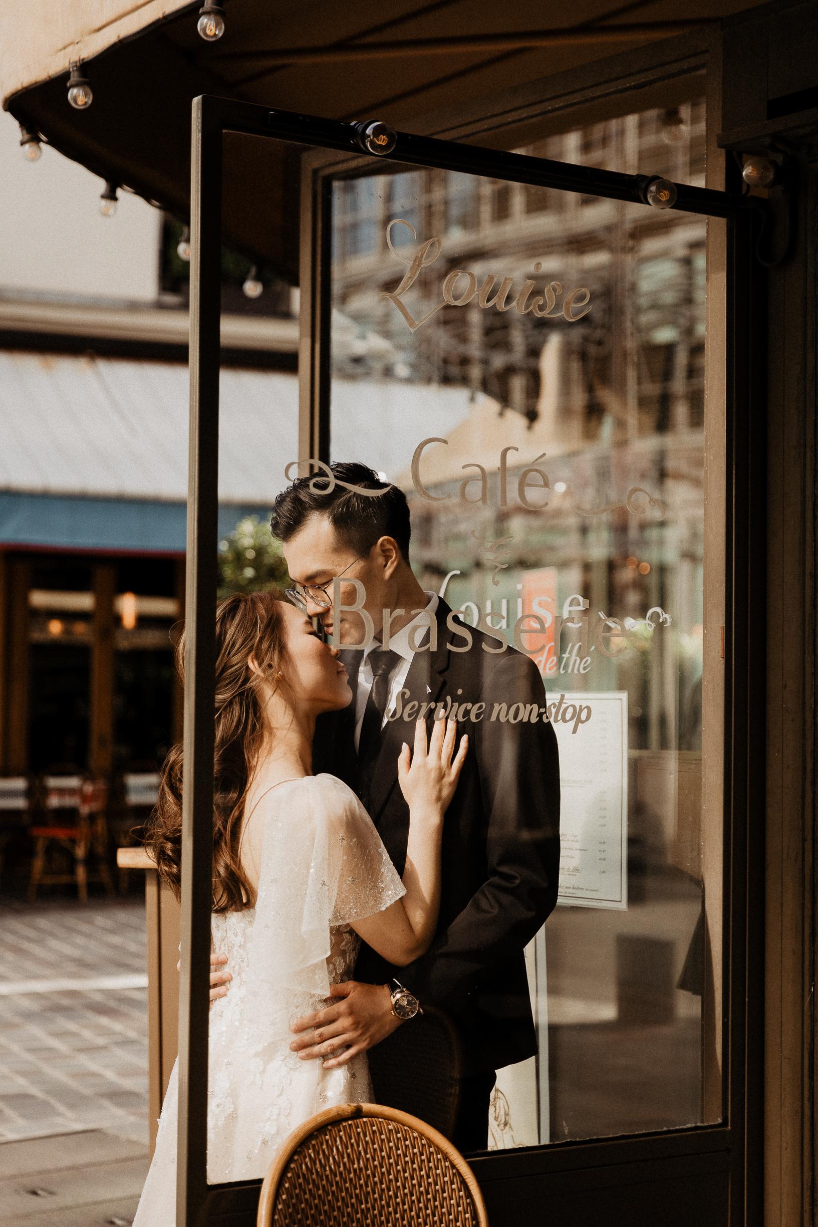 Best locations for your Paris Pre-Wedding photos