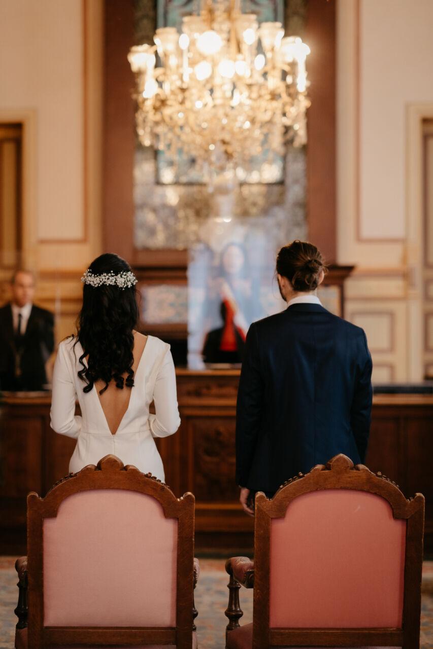 mariage civil paris mairie montrouge couple nouveau mariage