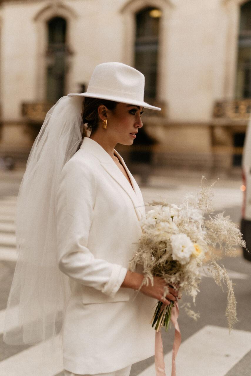 Mariage Civil Paris Fleur