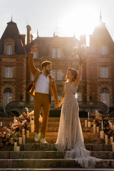 Your guide for Paris Elopement photos & video