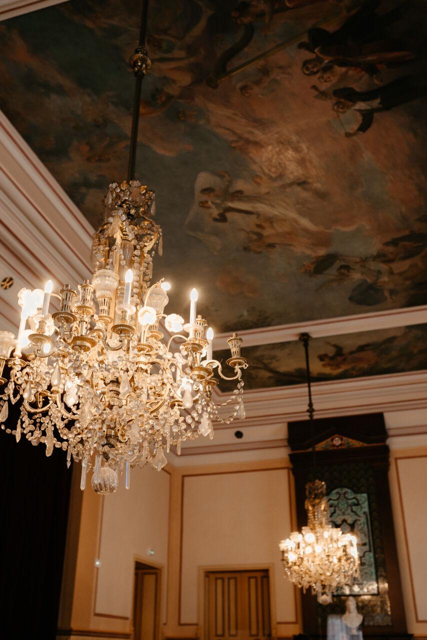 mariage mairie de Montrouge intérieur