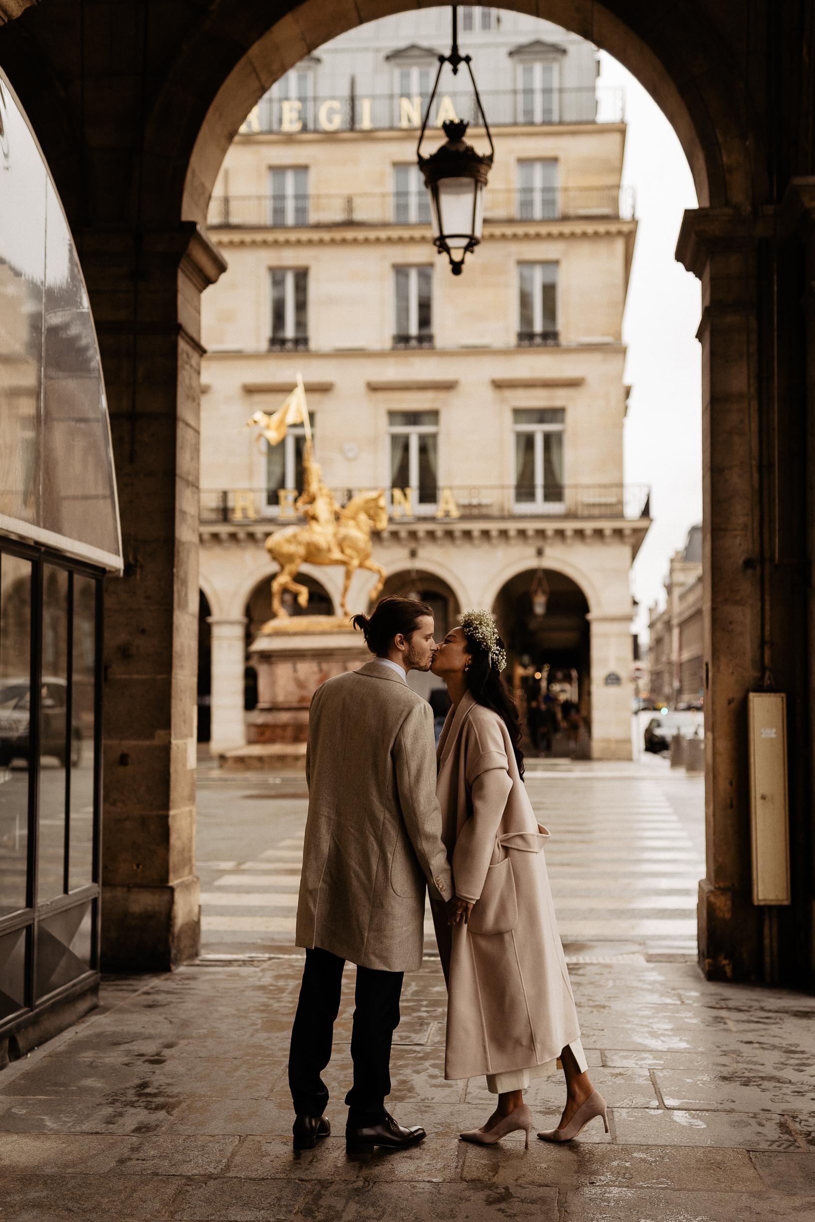 🇫🇷 Mariage au temps du Covid – mairie de Montrouge