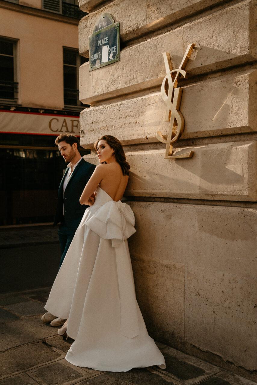 wedding fashion editorial photographer paris