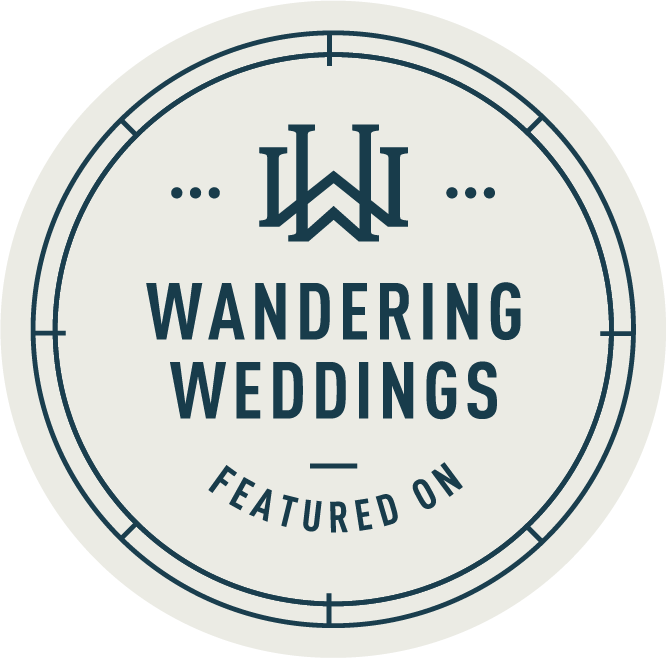 Through The Glass Paris Elopement featured on Wandering Weddings