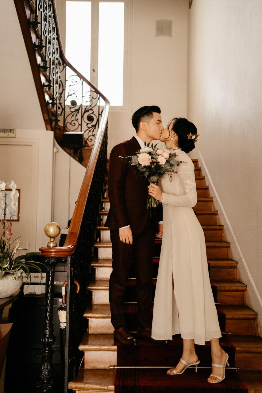 Mariage civil en temp de Covid
